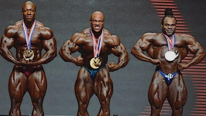 Шон Роден, Фил Хит и Кай Грин могут принять участие в Мистер Олимпия 2020