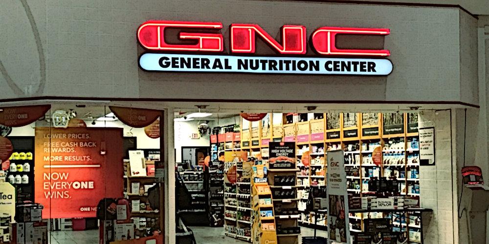 Компания GNC Holdings объявила о банкротстве