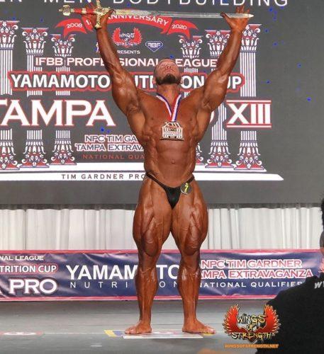 Хантер Лабрада на Tampa Pro 2020