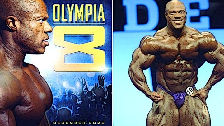 Официально: Фил Хит будет принимать участие в Мистер Олимпия 2020