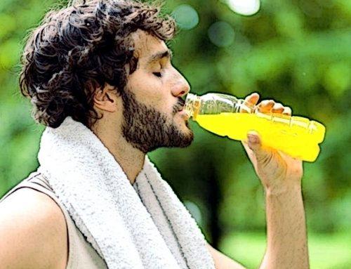В жару лучше всего пить изотоники