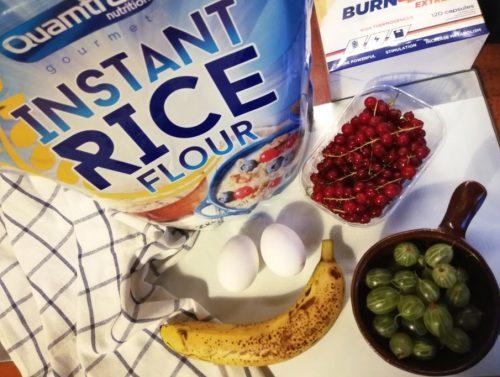 Рисові вафлі без цукру: необхідні інгредієнти