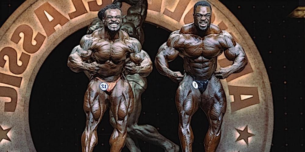 Брэндон Карри считает, что Уильям Бонак мог бы одержать победу на Мистер Олимпия 2020