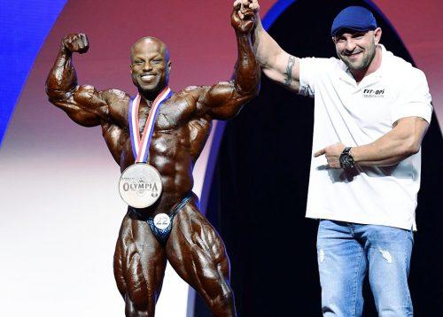 Шон Кларіда, переможець в категорії чоловіки до 96 кілограмів