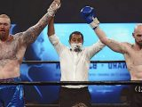 Хафтор Бьёрнссон против Стивена Уорда: первый бой самого сильного человека планеты