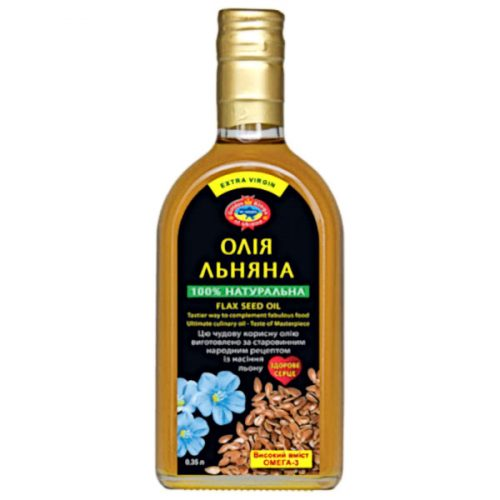 Льняное масло можно купить в любом магазине