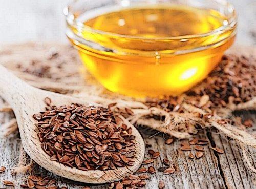 Льняное масло производится из семян льна