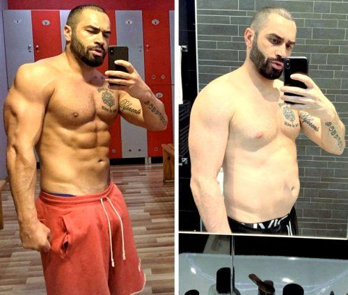Лазар Ангелов: до и после
